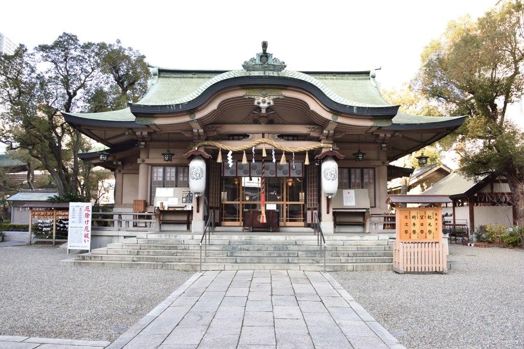 坐摩神社挙式プラン