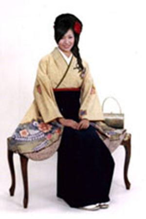 卒業式用着物・袴レンタル