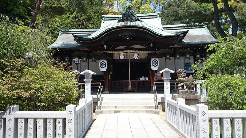 芦屋神社 結婚式プラン