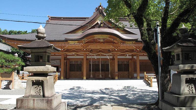 岸城神社結婚式プラン