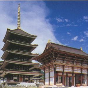 五重塔・大門
