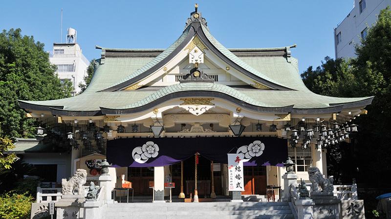難波八阪神社結婚式プラン