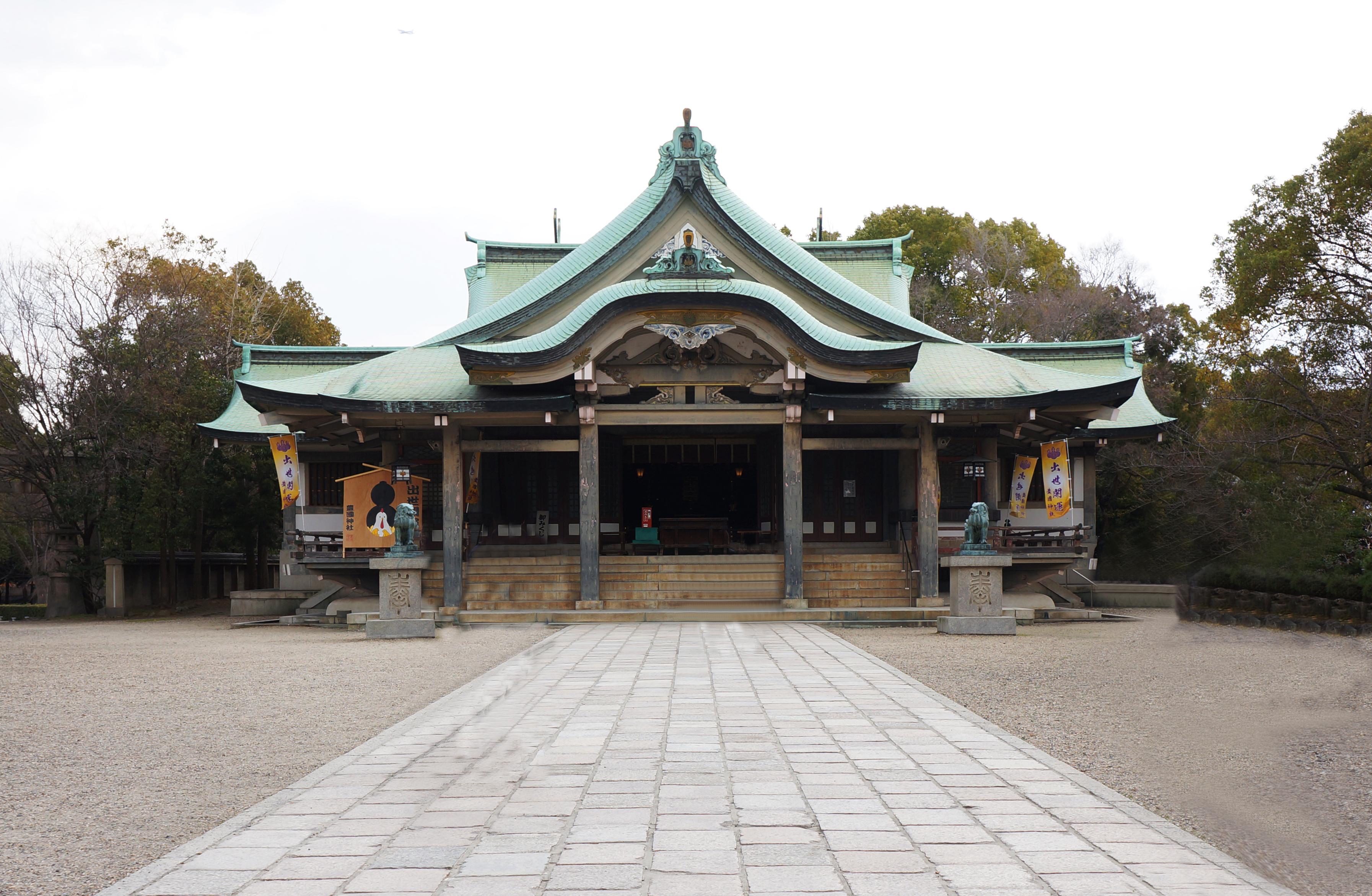 大阪城 豊國神社挙式プラン