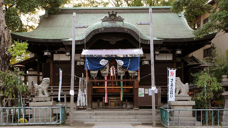 海老江八坂神社挙式プラン