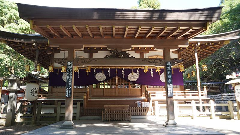 枚岡神社挙式プラン