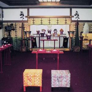 尼崎市貴布禰神社儀式殿