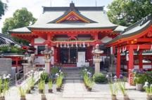 奈加美神社本殿