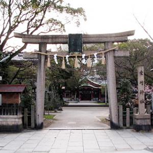 茨木神社鳥居
