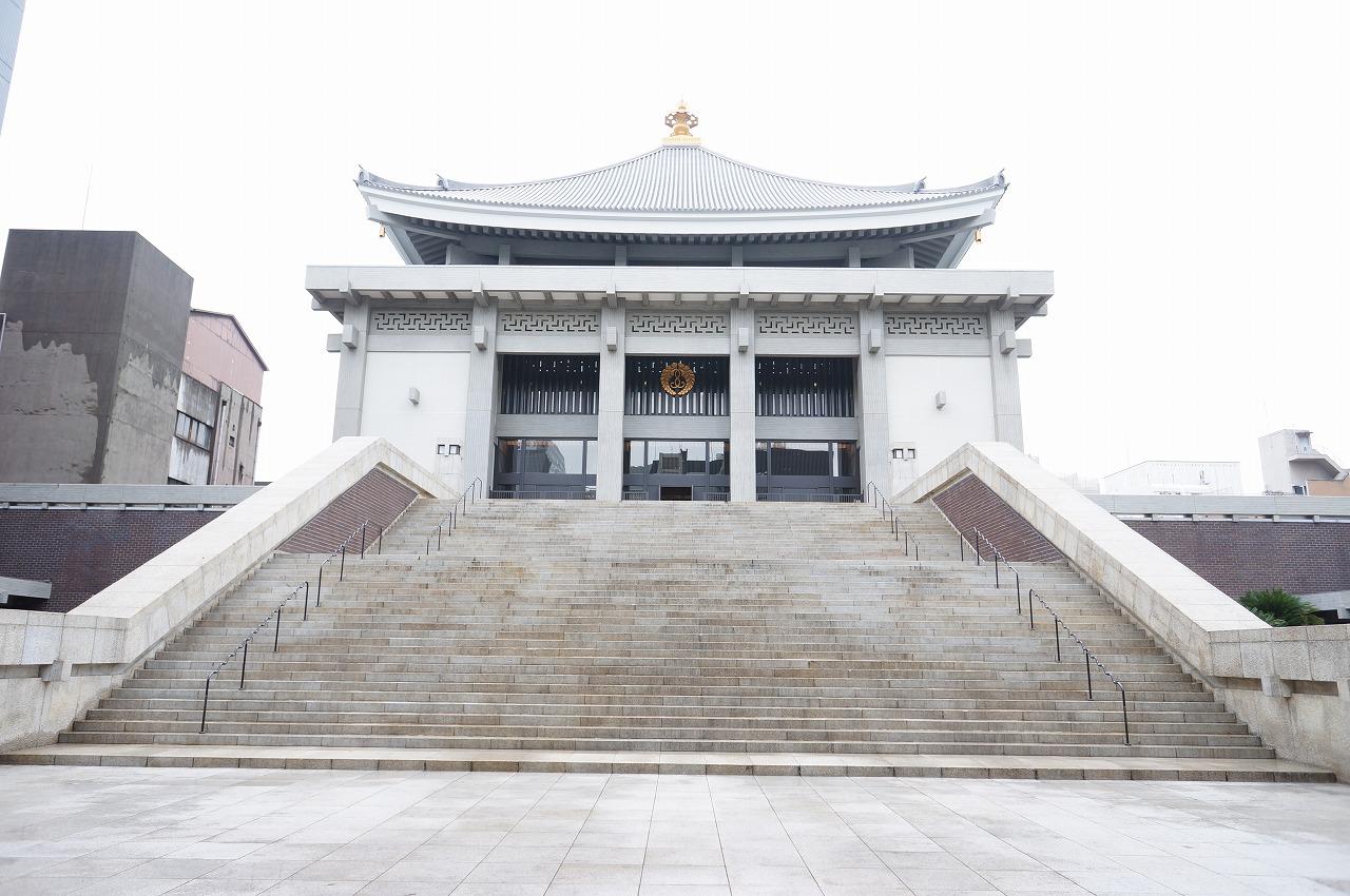 本願寺津村別院(北御堂)仏前結婚式プラン
