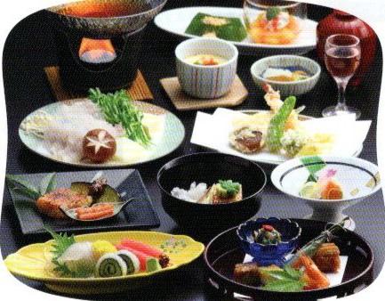 懐石料理 5,000円