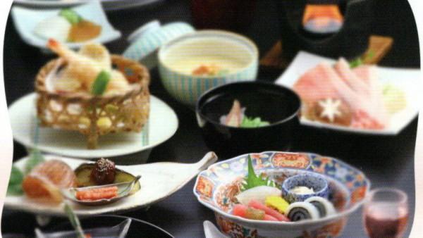 懐石料理 6,000円