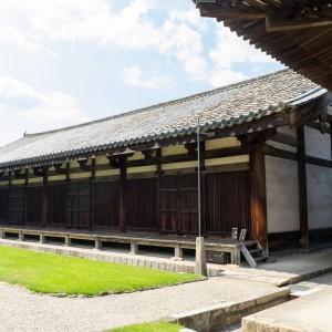 国宝 元興寺禅室
