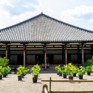 国宝 元興寺極楽堂