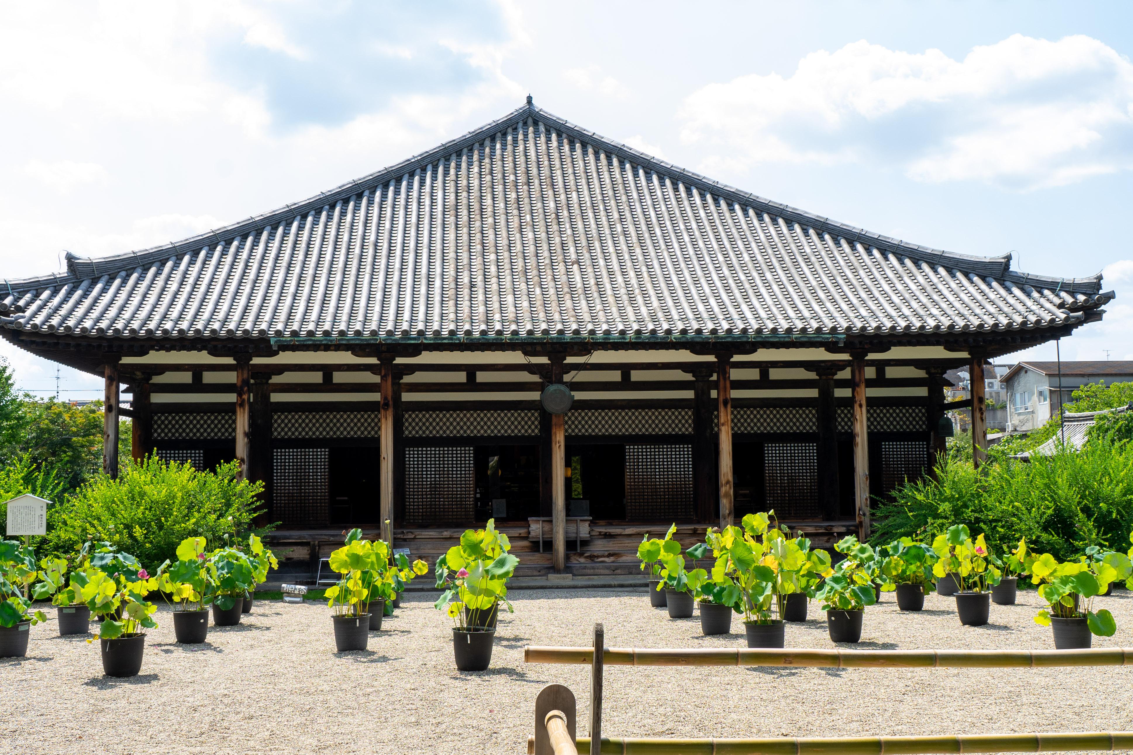 元興寺挙式プラン